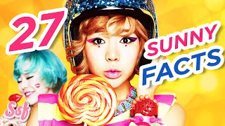 27 All About SUNNY Facts - Girls