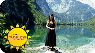 DEUTSCHLAND ENTDECKEN: Urlaub im Berchtesgardener Land | SAT.1 Frühstücksfernsehen | TV