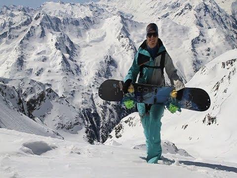 How-to Mount A Splitboard - Cashew Split From Volkl Snowboards
