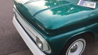 1964 C10 Longbed Stepside Part 2