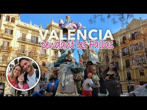 [Espagne] Visiter Valencia en famille pendant les Fallas