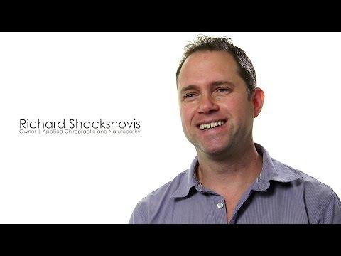 Richard Shacksnovis | Applied Chiropractic and Naturopathy