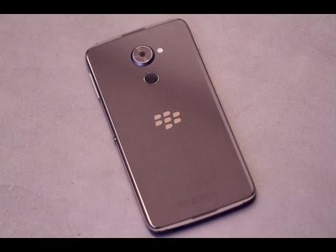 استعراض للهاتف المحمول BlackBerry DTEK60