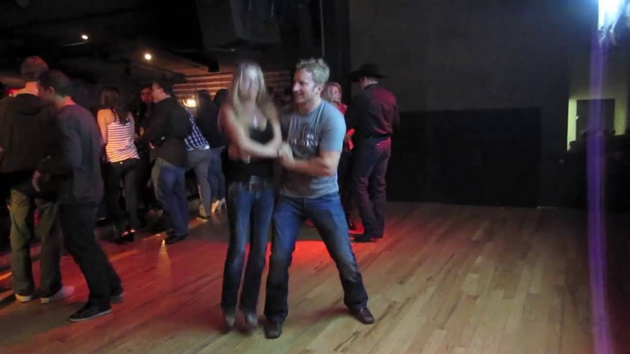 how to do the two step country dance