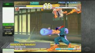 GameSpot Reviews - Street Fighter III: Third Strike Online Edition (PS3, Xbox 360)