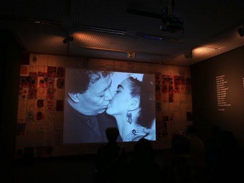 REMO ANZOVINO - Broken Heart Tango - FRIDA KAHLO - Lettera A Diego