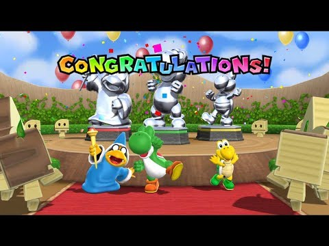 Mario Party 9 Step it up 1 vs rivals #77