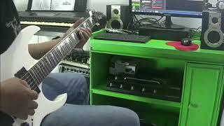 Gambar cover Juragan Empang - Guitar Cover by : Arnos Kamjet