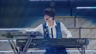 Hey! Say! JUMPのChiku Takuの伊野尾慧ソロを弾いてみました。