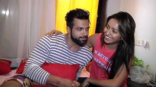 In Conversation with Rithvik and Asha