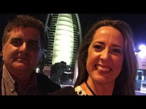 Dubai - Burj Al Arab - Afternoon Tea - 2017
