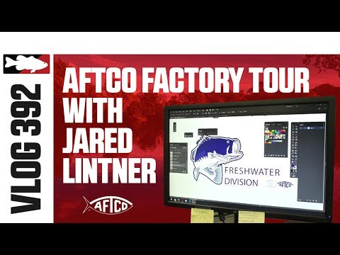 Aftco Factory Tour With Jared Lintner - TW VLOG #392