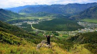Активный отдых в Горном Алтае : сюда захочется вернуться!!!(Отдых в Горном Алтае , июль 2015 г. Часть 1., 2015-07-16T17:42:59.000Z)