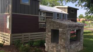 Tiny Homes-k.o.a. Campground-pigeon Forge,tn