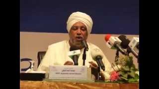 محاضرة عصام البشير ضمن فعاليات المؤتمر 12 للندوة العالمية للشباب الإسلامي ج1