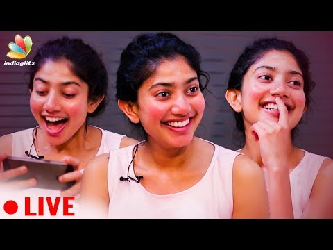 Suriya is My Biggest Crush | Sai Pallavi Interview | NGK, Maari 2
