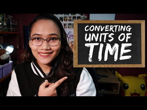 Converting Units Of Time - Conversion Part 1 - Civil Service Review
