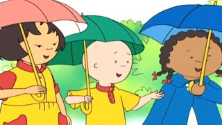 Caillou Full Episodes | Caillou Singing in the Rain | Cartoon Movie | WATCH ONLINE|Cartoons for Kids