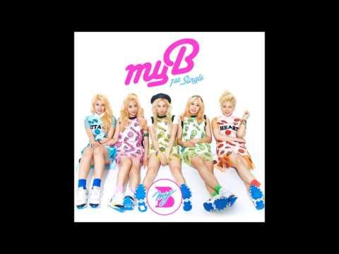 myB - MY OH MY [MALE VERSION]