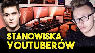 TOP 5 STANOWISK polskich YOUTUBERÓW 7