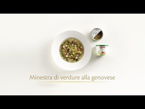 Ricetta - Minestra di verdure alla genovese - BAUER