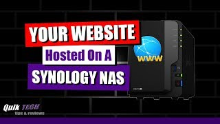 How To Host Your Own Website On Synology