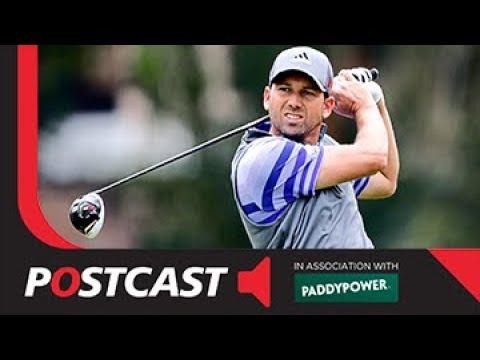 Golf Postcast: CJ Cup   Andalucia Valderrama Masters 2018