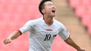 Korea DPR vs Nepal: AFC U-16 Championship 2014