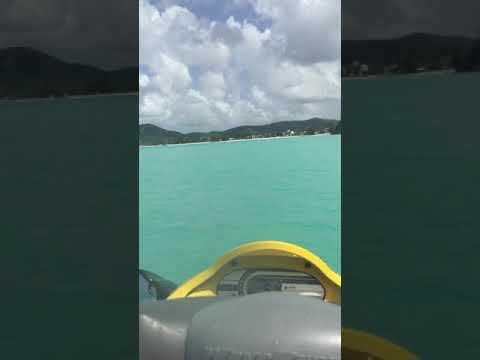 Antigua jet ski funny