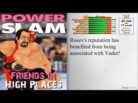 NL Live - Wrestling Revolution: The Return Of NL Slip [PART 2]