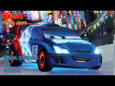 Transcontinental Race of Champions - Disney/Pixar