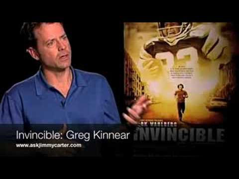 Invincible: Greg Kinnear interview