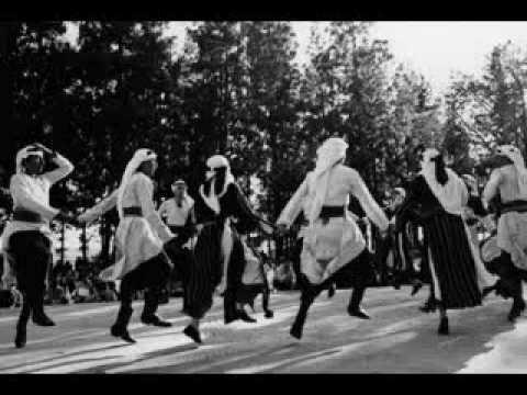 Old lebanese  Dabke mix  Fairuz & Sabah & Nasri Shamsedine &&&  دبكة لبنانية