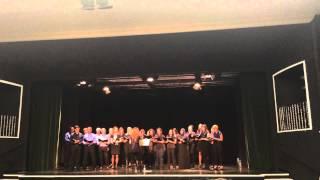 World Mental Health Day - One Voice Choir (Slough 2014)