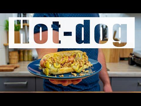 hot-dog-maison-avec-un-pain-moelleux!
