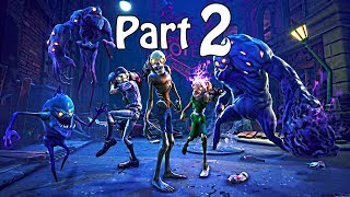 Fortnite Gameplay Walkthrough Part 2- Before And After Science (XBOX ONE Gameplay)