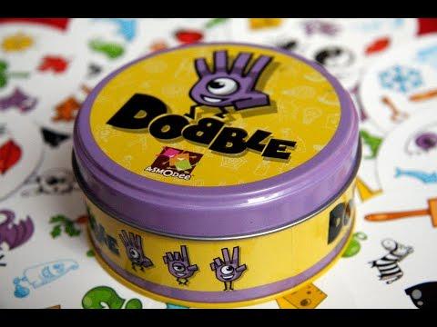 Dobble, unboxing, como se juega y gameplay