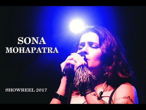 Sona Mohapatra  2017