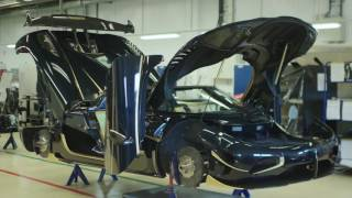 Update On The Koenigsegg Regera Hypercar  -- /INSIDE KOENIGSEGG