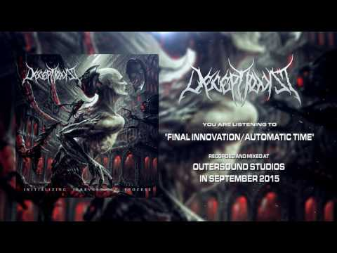 DECEPTIONIST Final Innovation/Automatic Time (LYRIC VIDEO)