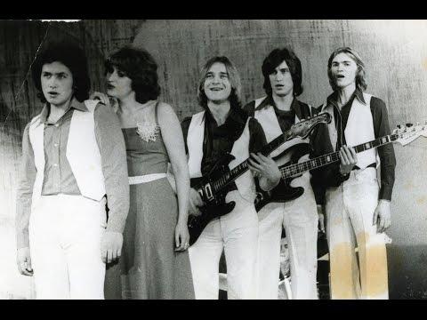 """ВИА  Шестеро молодых   -  """"Найди себе друга."""" 1978 г."""