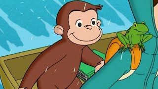 Curious George 🐵Chasing Rainbows  🐵 Kids Cartoon 🐵 Kids Movies | Videos for Kids