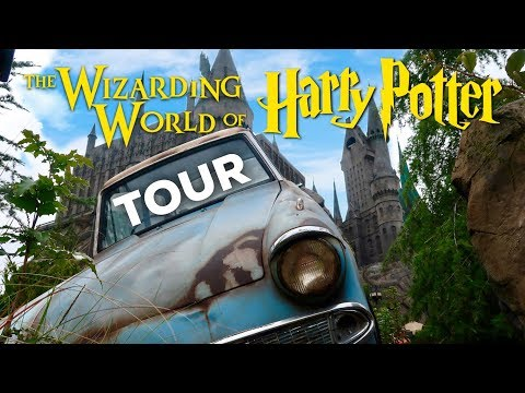 A Tour Of The Wizarding World Of Harry Potter Universal Studios Hollywood