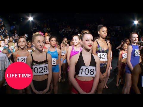 Dance Moms: Abby's Atlanta Open Call (Season 4 Flashback) | Lifetime