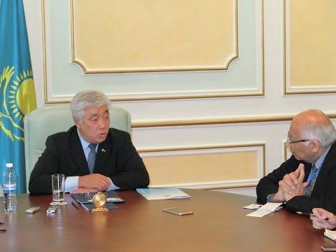 Press Briefing by Erlan Idrissov, Foreign Minister of Kazakhstan on 29 August 2016 in Astana