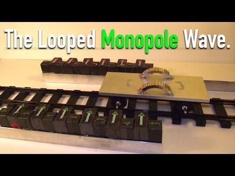 Howard johnson magnetic motor and the halbach array youtube for Halbach array motor generator