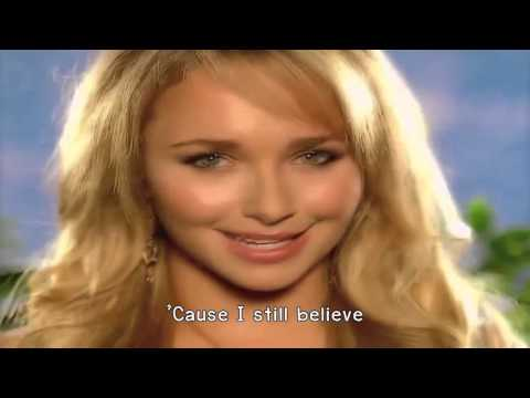 Hayden Panettiere - I Still believe (Lyrics) 720HD