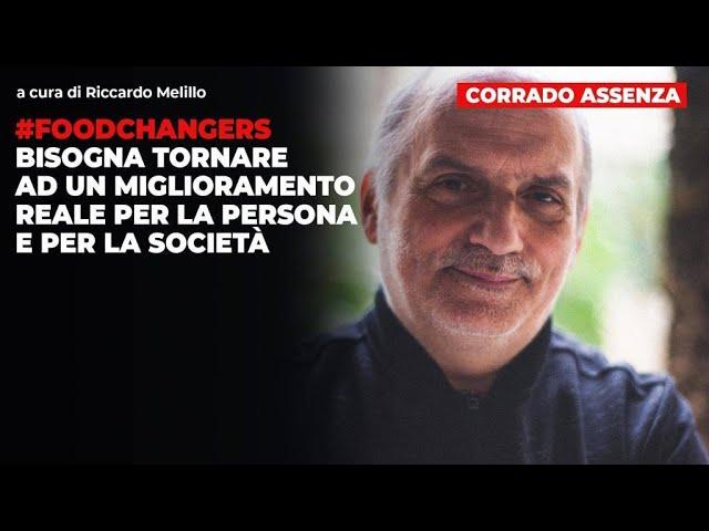 Le Interviste di Foodexp 2019 - Corrado Assenza