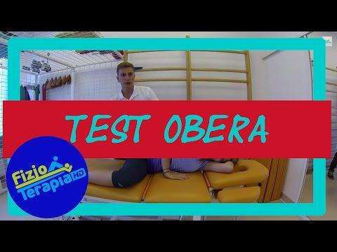 Testy Kliniczne - Test Obera #34 FizjoTerapia HD