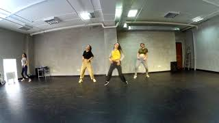 J Balvin & Willy William feat. Beyonce - Mi Gente | InnaShow choreography